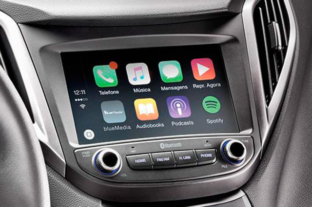 HB20X - Apple CarPlay®