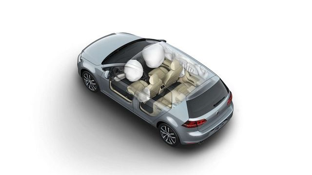 Golf - 7 Airbags