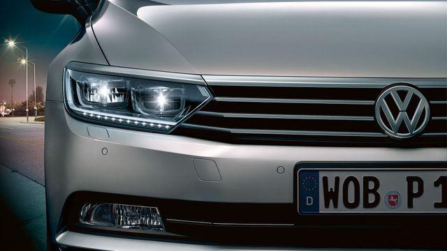 Passat - Faróis em LED