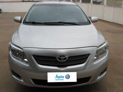 Toyota Corolla Sedan XLi 1.8 16V (flex) (aut) 2009}