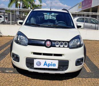 Fiat Uno 1.0 EVO WAY FLEX 2P MANUAL 2016}