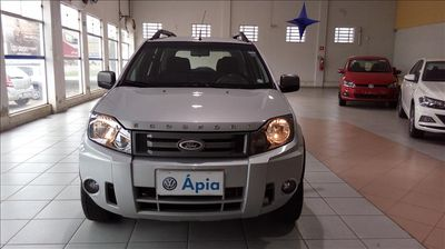 Ford Ecosport Freestyle 1.6 (Flex) 2011}