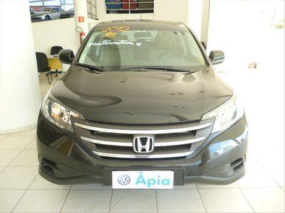 Honda CR-V 2.0 16V 4X2 LX (aut) 2012}