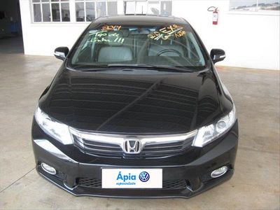 Honda Civic New  EXR 2.0 i-VTEC (Flex) (Aut) 2014}