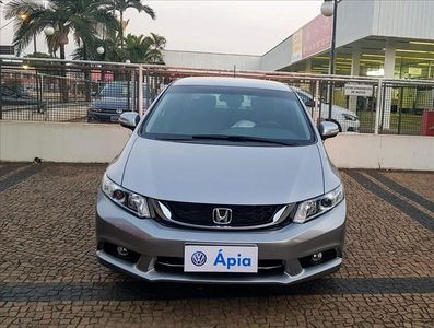 Honda Civic New  LXR 2.0 i-VTEC (Flex) (Aut) 2016}