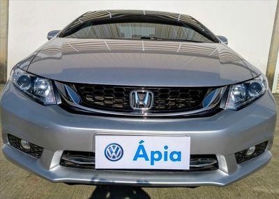 Honda Civic New  LXR 2.0 i-VTEC (Flex) (Aut) 2015}