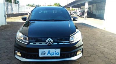 Volkswagen Saveiro Cross CE 1.6 8V Total Flex 2018}