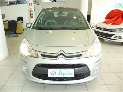 Citroën C3 Exclusive 1.6 16V (Flex) 2016}