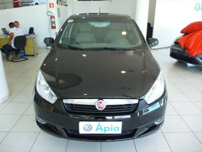 Fiat Grand Siena Essence 1.6 16V (Flex) 2014}