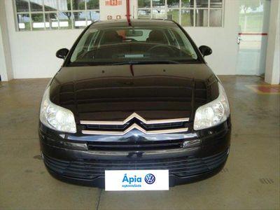 Citroën C4 GLX 2.0 (aut) (flex) 2010}