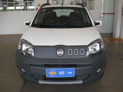 Fiat Uno 1.0 EVO WAY FLEX 2P MANUAL 2013}
