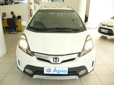 Honda Fit Twist 1.5 16v (Flex) 2014}