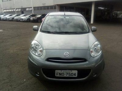 Nissan March 1.6 SV 2014}