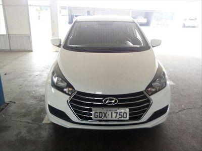 Hyundai HB20 1.6 Comfort Plus (Aut) 2016}