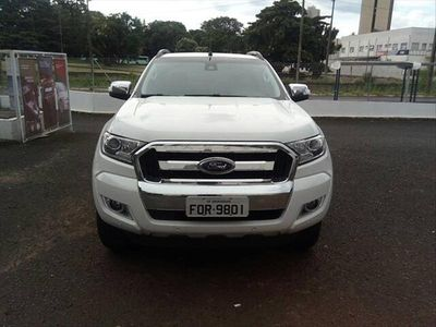 Ford Ranger Limited 2.5 Flex MT 2017}