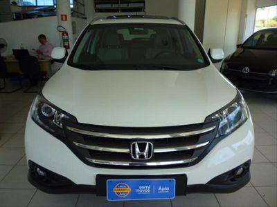 Honda CR-V 2.0 16V 4X4 EXL (aut) 2014}