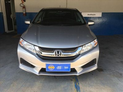 Honda City LX 1.5 16V (flex) 2016}