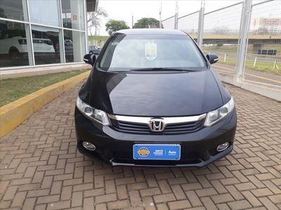 Honda Civic New  LXR 2.0 i-VTEC (Flex) (Aut) 2014}