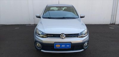 Volkswagen Gol Rallye 1.6 2015}