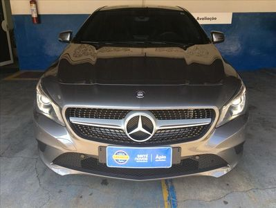 Mercedes-Benz CLA 180 1.6 2015}