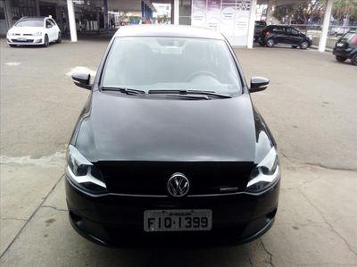 Volkswagen Fox 1.6 VHT BlueMotion (Flex) 4p 2013}