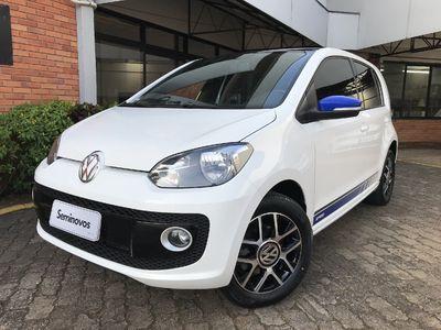 Volkswagen up! speed up! 1.0 TSI 2016}