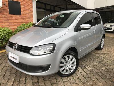 Volkswagen Fox Trend 1.6 8V 4p 2013}
