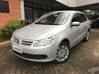 Volkswagen Voyage Trend 1.0 8V (Flex) 2012}
