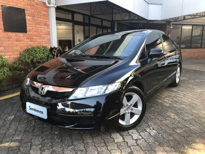 Honda Civic New  LXS 1.8 16V (aut) (flex) 2009}
