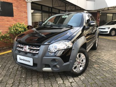 Fiat Palio Weekend Adventure Locker 1.8 8V (Flex) 2012}