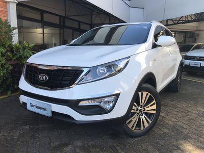 Kia Motors Sportage LX 2.0 (Flex) (Aut) 2016}