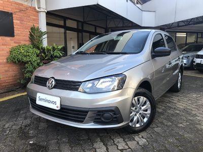 Volkswagen Voyage Trendline 1.0 2018}