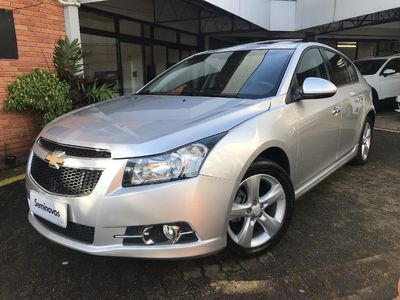 Chevrolet Cruze Sport6 LTZ 1.8 16V Ecotec (Flex) (Aut) 2013}