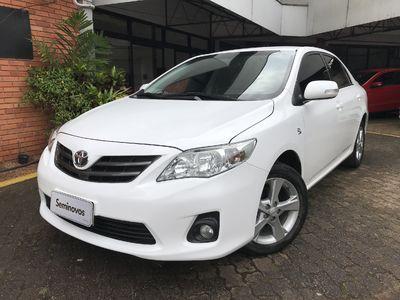 Toyota Corolla 2.0 XEI 16V 2013}