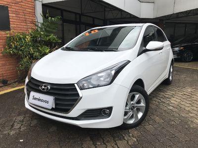 Hyundai HB20 Comfort Plus 1.6 2018}