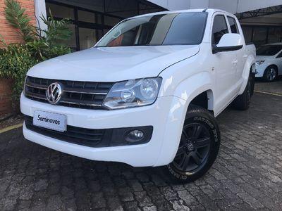 Volkswagen Amarok Trendline 2.0 CD 4x4 (Aut) 2014}