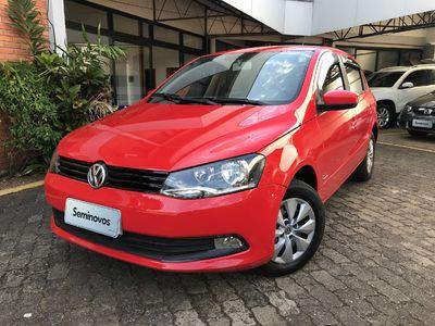 Volkswagen Gol Trend 1.0 (Flex) 2014}