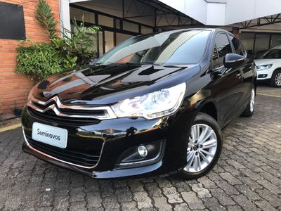 Citroën C4 Lounge 1.6 Origine 2018}