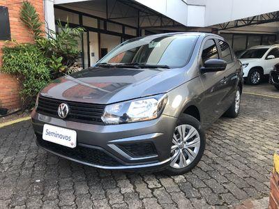 Volkswagen Voyage 1.6 MSI (Automático) 2019}