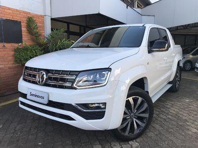 Volkswagen Amarok Extreme V6 3.0 TDI 2019}