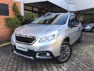 Peugeot 2008 Allure 1.6 2018}