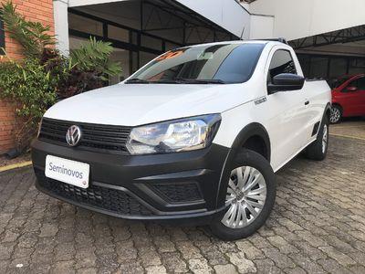 Volkswagen Saveiro Robust 1.6 CS 2020}