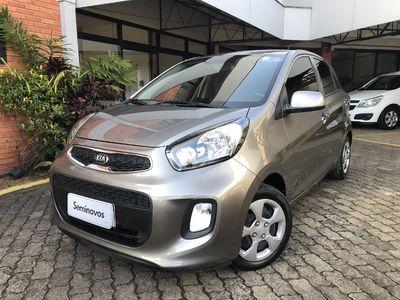 Kia Motors Picanto EX 1.0 2017}