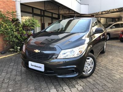 Chevrolet Prisma Joy 1.0 (Flex) 2017}