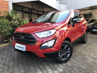 Ford Ecosport FreeStyle 1.5 AT 2019}
