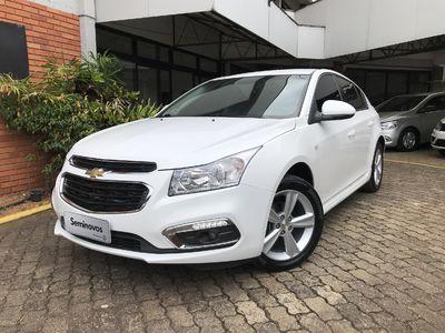 Chevrolet Cruze Sport6 LT  1.8 16V Ecotec (Flex) (Aut) 2015}