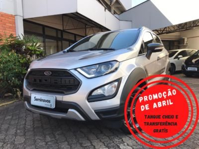 Ford Ecosport Storm 2.0 4WD (Automática) 2020}