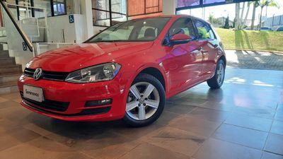 Volkswagen Golf Comfortline 1.0 TSI 200 2017}