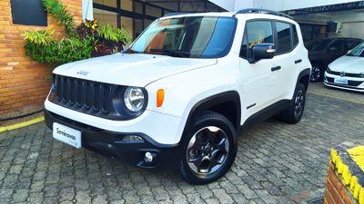 Jeep Renegade 2.0 DIESEL CUSTOM  2018}
