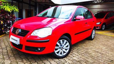Volkswagen Polo Sedan 1.6 8V (Flex) 2010}
